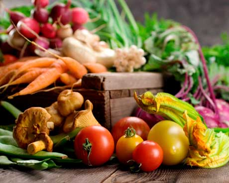 Proper nutrition to fight cancer