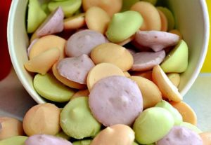 Yogurt Buttons