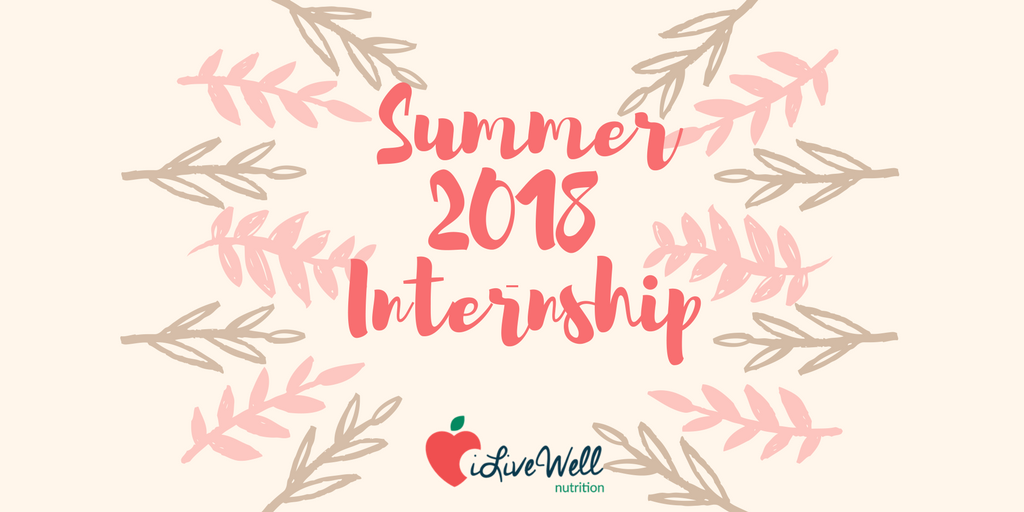 Intership 2018 summer