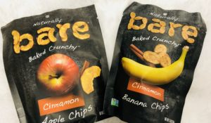 Snack of the Month Review: Bare Snacks