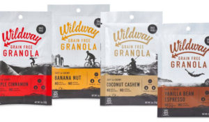 healthy and delicious wildway granola snacks