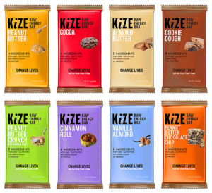 kize bars are healthy