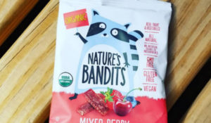 delicious healthy fruit snacks from nature's bandits
