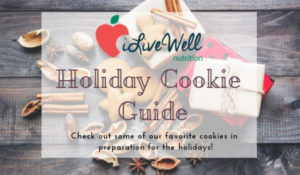 iLiveWell holiday cookie recipe guide