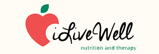 I Live Well Nutrition Homepage
