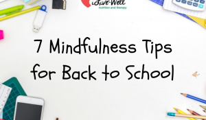 back to school tips to keep you organized and healthy