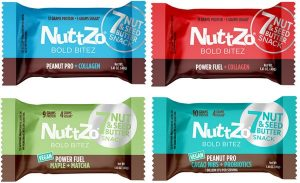 healthy and delicious snacks from nuttzo