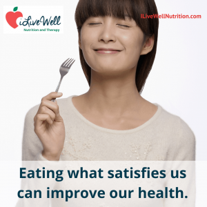 satisfy your food cravings and improve your health