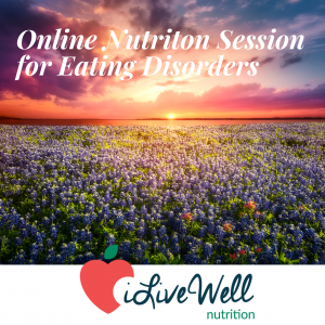 Online treatment for Eating Disorders in Texas