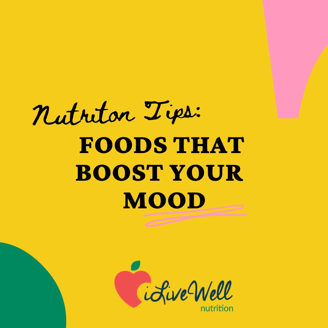 Mood Boosting Foods for Depression