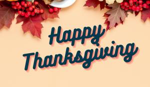 Thanksgiving in Austin Texas