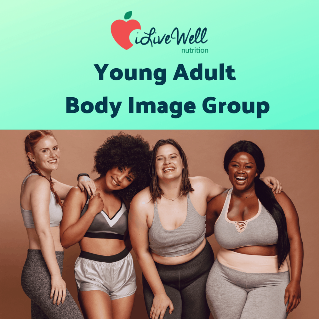 young adult body image group