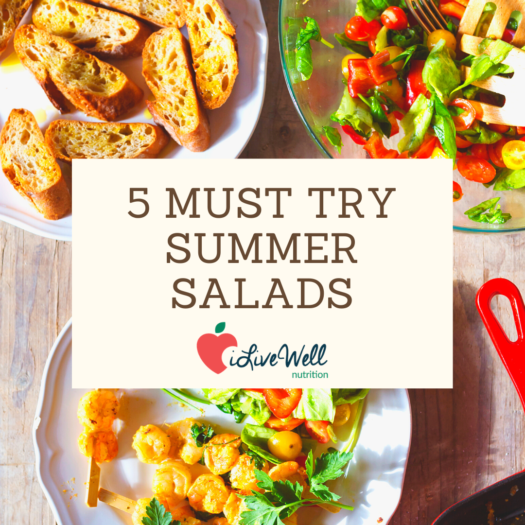 5 must try summer salads