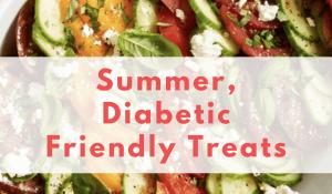 summer diabetic friendly treats