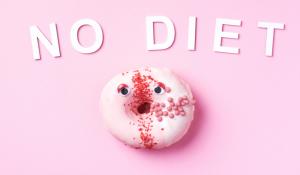 ditch the diet talk
