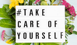 self care is important for your health